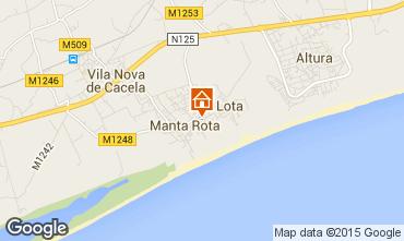 Karte Manta Rota Appartement 49000