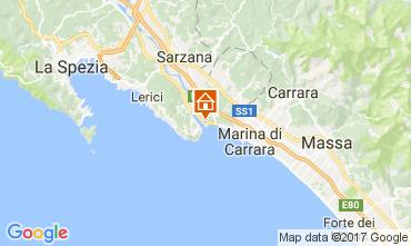 Karte Lerici Appartement 94358