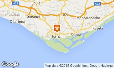 Karte Faro Appartement 56688