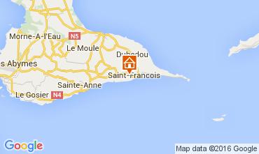 Karte Saint Francois Villa 99855