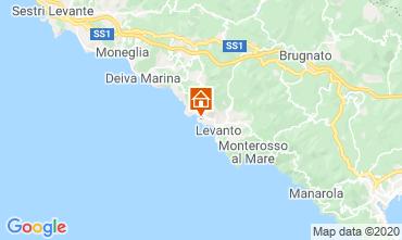 Karte Bonassola Appartement 27353