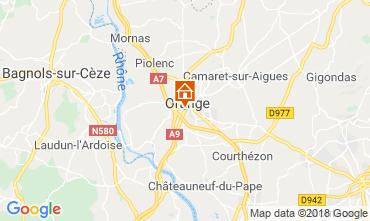 Karte Orange Villa 117405