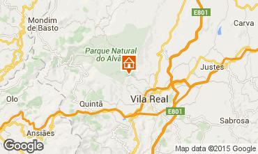 Karte Vila Real Haus 98169