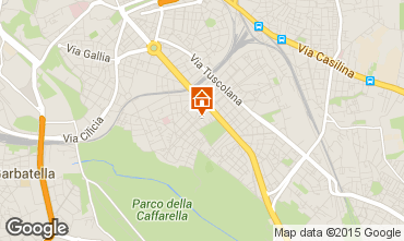 Karte Rom Appartement 69902