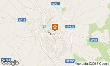 Karte Tricase Appartement 101946