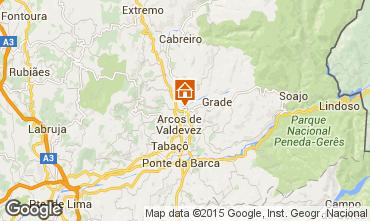 Karte Arcos de Valdevez Villa 48914