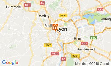 Karte Lyon Studio 113606