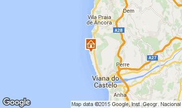 Karte Viana Do castello Haus 74092