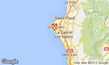 Karte L'Hermitage Appartement 93024