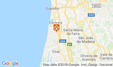 Karte Porto Appartement 29893