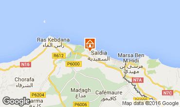 Karte Saidia Appartement 93202