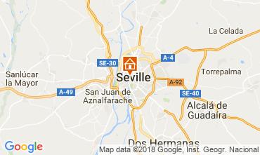 Karte Sevilla Appartement 106199