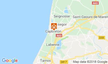 Karte Capbreton Haus 117113