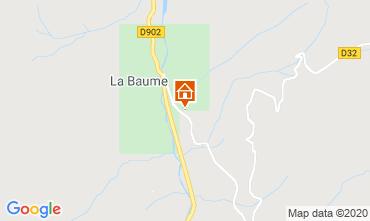 Karte Saint Jean d'Aulps- La Grande Terche Chalet 517