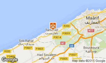 Karte Casablanca Appartement 66528