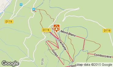 Karte Les Arcs Studio 246