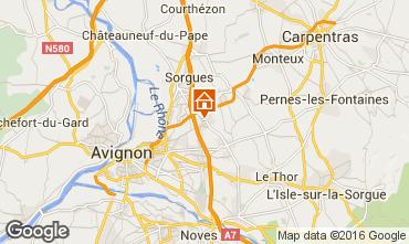 Karte Avignon Haus 37113