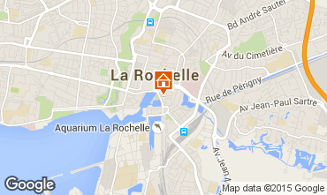 Karte La Rochelle Appartement 47024