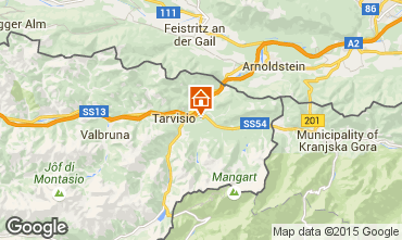 Karte Tarvisio Studio 67523