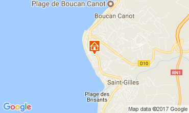 Karte Saint Gilles Villa 9874