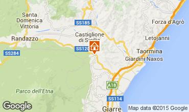 Karte Linguaglossa Villa 74503