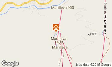 Karte Marilleva Appartement 74205