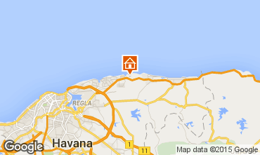 Karte Havanna Villa 88660