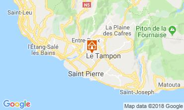 Karte Saint Pierre (Réunion) Villa 117301