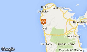 Karte Pointe Noire Villa 27882