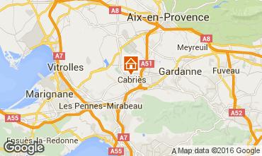 Karte Aix en Provence Appartement 85504