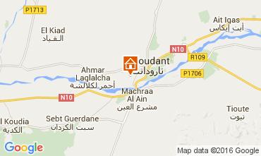 Karte Taroudant Villa 95735