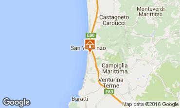 Karte San Vincenzo Haus 10223