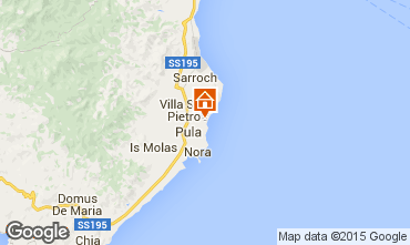 Karte Pula Chalet 86486