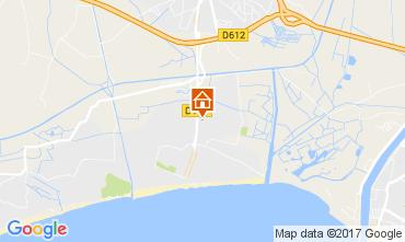 Karte Vias Plage Mobil-Home 29448