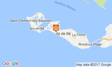 Karte La Couarde-sur-Mer Studio 82423