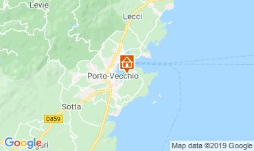 Karte Porto Vecchio Villa 84149