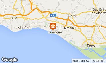 Karte Vilamoura Studio 95696