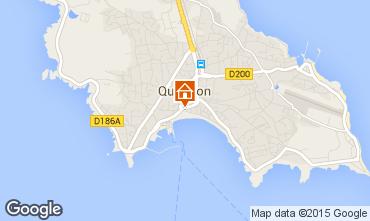 Karte Quiberon Appartement 82263