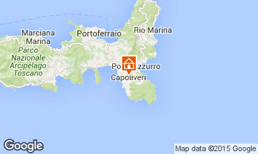 Karte Capoliveri Appartement 74185