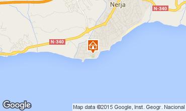 Karte Nerja Appartement 11482
