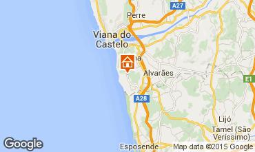 Karte Viana Do castello Haus 38797