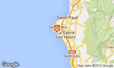Karte L'Hermitage Appartement 83254