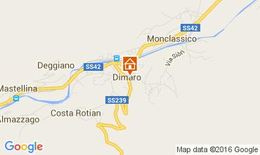 Karte Dimaro Appartement 96536