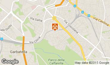 Karte Rom Appartement 24789