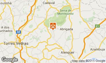 Karte Torres Vedras Villa 93679