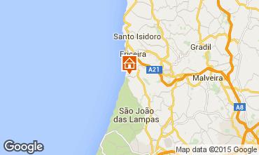 Karte Ericeira Appartement 50466