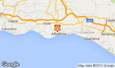 Karte Albufeira Studio 56498