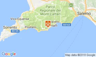 Karte Amalfi Appartement 44260