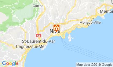 Karte Nice Studio 99387