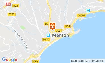Karte Menton Appartement 66868